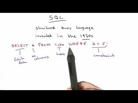 SQL - Web Development thumbnail