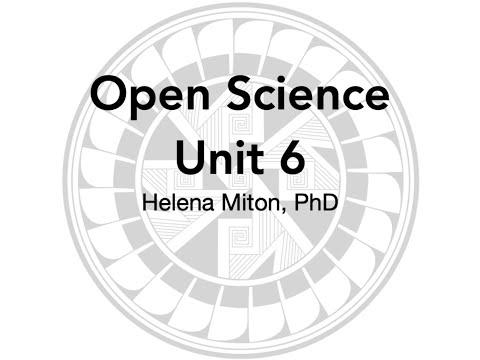 OST Unit 6 - Publication Practices thumbnail