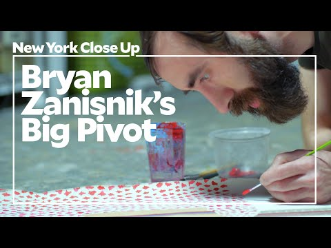 "Bryan Zanisnik's Big Pivot | Art21 ""New York Close Up"" thumbnail"