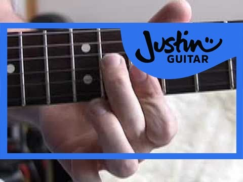 Triad Chords #3of3 (Guitar Lesson CH-008) How to play thumbnail