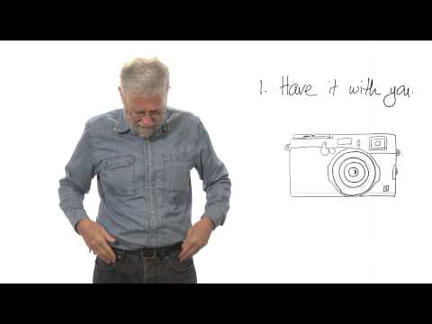 Photography Instructional Video - Intro to the Design of Everyday Things thumbnail
