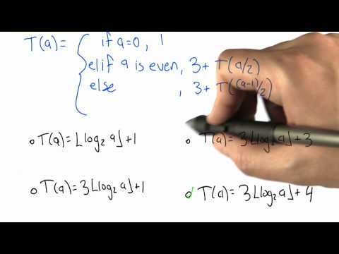 01-30 Recurrence Relation Solution thumbnail