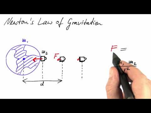 Newtonian Gravity - Differential Equations in Action thumbnail