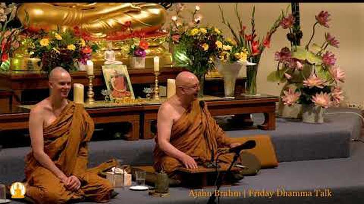 Give Yourself Peace, Kindness and Forgiveness | Ajahn Brahm | 29 January 2021