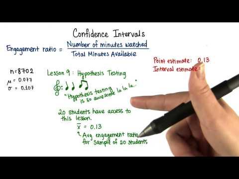 Standard Error - Intro to Inferential Statistics thumbnail