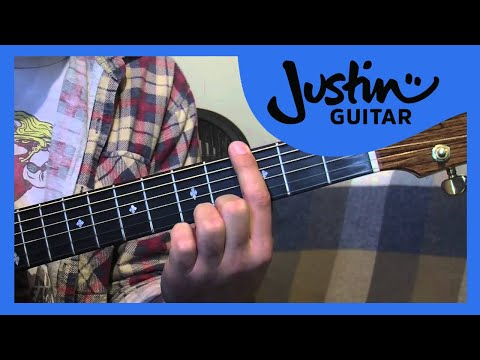 E Shape Barre Chord Grip, Major and Minor (Guitar Lesson  IM-111) How to play IF Stage 1 thumbnail