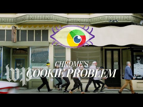 This is how Google's Chrome lets the cookies track you, imagined in real life thumbnail