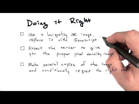 Doing it right - Mobile Web Development thumbnail