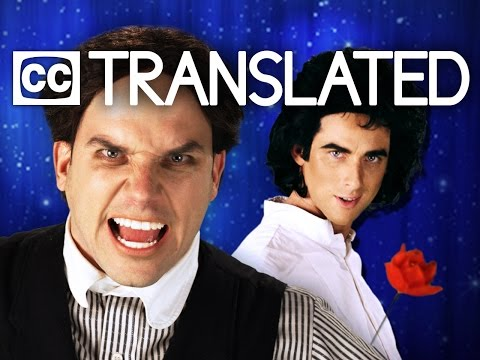 [TRANSLATED] David Copperfield vs Harry Houdini. Epic Rap Battles of History. [CC] thumbnail