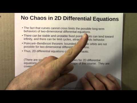 Chaos 7.5 Summary: Pattern Formation  thumbnail