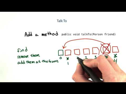 Talk To - Intro to Java Programming thumbnail