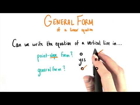 Vertical Lines 2 - College Algebra thumbnail