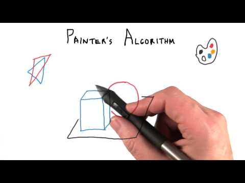 Painters Algorithm - Interactive 3D Graphics thumbnail