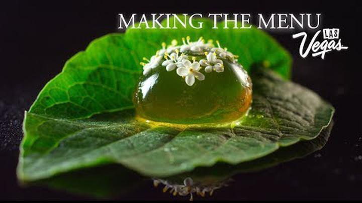 é by José Andrés | Making the Menu