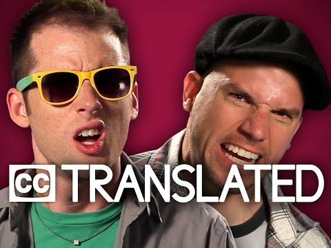 [TRANSLATED] Nice Peter vs Epic Lloyd. Epic Rap Battles of History. [CC] thumbnail
