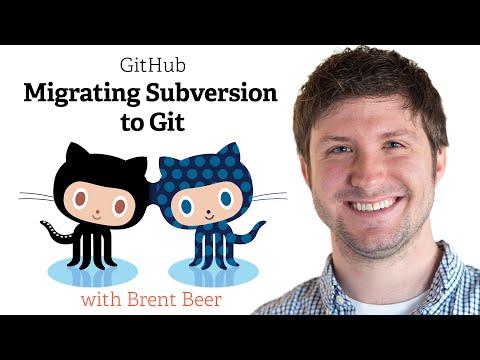 Migrating Subversion to Git thumbnail