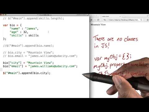 Dot and Bracket Notation - JavaScript Basics thumbnail