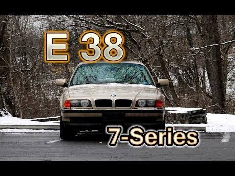 Regular Car Reviews: 1998 BMW 740il thumbnail