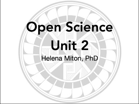 OST Unit 2 - Reproducibility, Replicability and Other Challenges in Science thumbnail