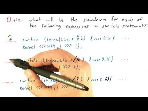 cs344_unit5_36_s_switch statements and thread divergence part2 thumbnail