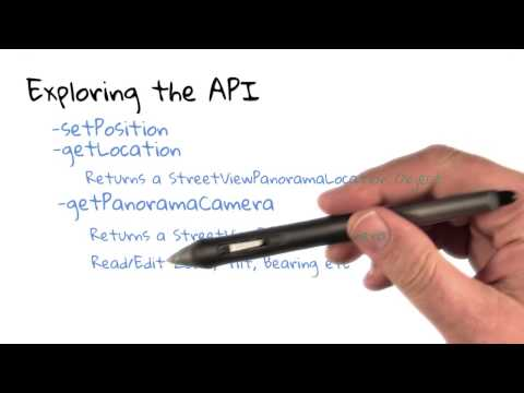 Exploring the API thumbnail
