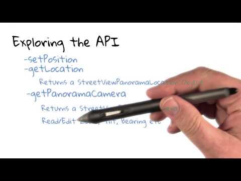 Exploring the API thumbnail