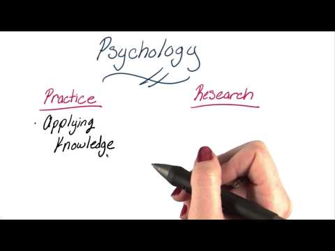 Practice Versus Research - Intro to Psychology thumbnail