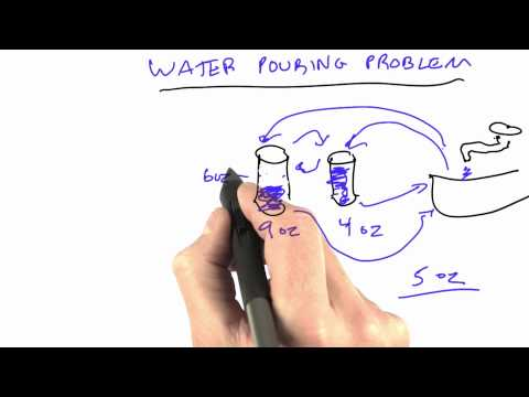 04-01 Water Pouring Problem thumbnail