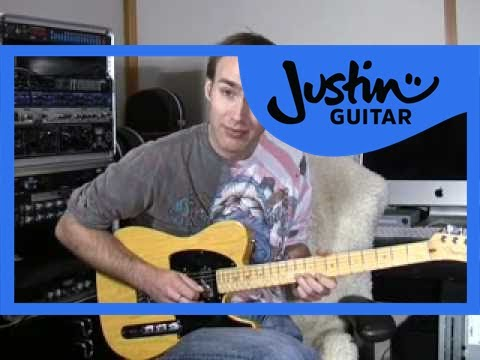 Blues Lead Guitar: Linking Positions #17of20 (Guitar Lesson BL-027) How to play thumbnail