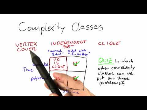 06-07 Complexity Classes Solution thumbnail