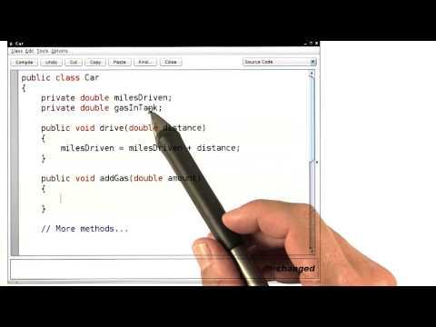 addGas Method - Intro to Java Programming thumbnail