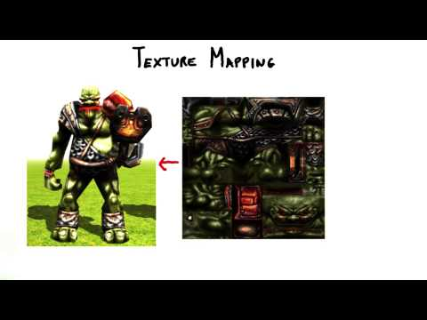 Texture Mapping - Interactive 3D Graphics thumbnail
