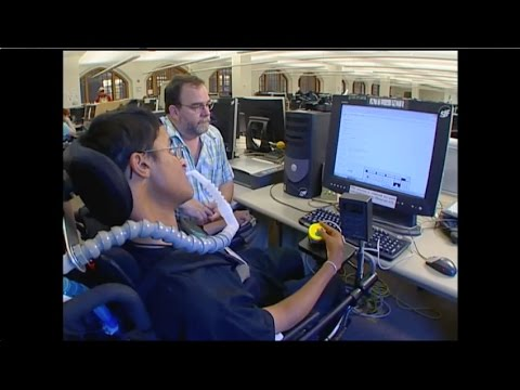 Working Together: Computers and People with Mobility Impairments thumbnail