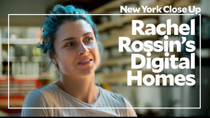 "Rachel Rossin's Digital Homes | Art21 ""New York Close Up"""