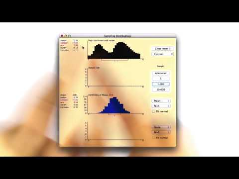Simulation Applet - Intro to Descriptive Statistics thumbnail