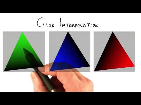 Color Interpolation - Interactive 3D Graphics thumbnail