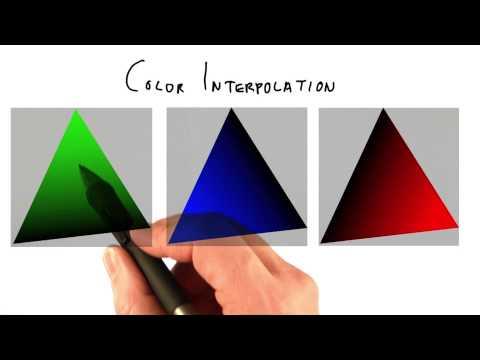 Color Interpolation - Interactive 3D Graphics thumbnail