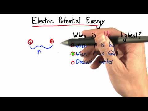 08-27 Electric Potential Energy Solution thumbnail