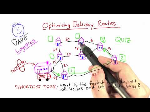 10-08 Optimizing Delivery Routes Solution thumbnail