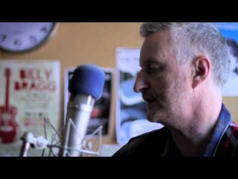 Billy Bragg: Way Over Yonder In The Minor Key (live in studio) thumbnail