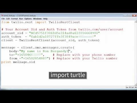 Python Keyword From - Programming Foundations with Python thumbnail