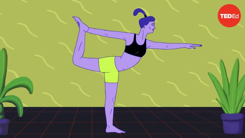 What yoga does to your body and brain thumbnail