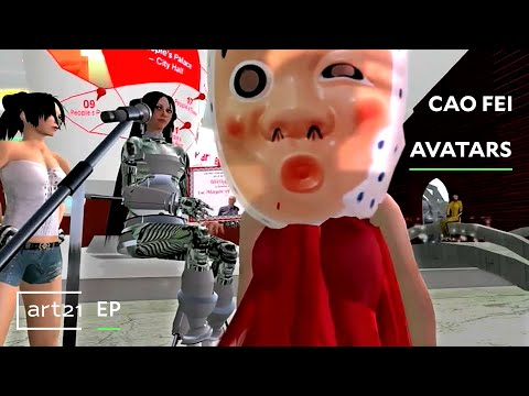 "Cao Fei: Avatars | Art21 ""Extended Play"" thumbnail"