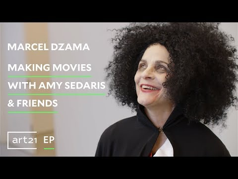 "Marcel Dzama: Making Movies with Amy Sedaris & Friends | Art21 ""Extended Play"" thumbnail"