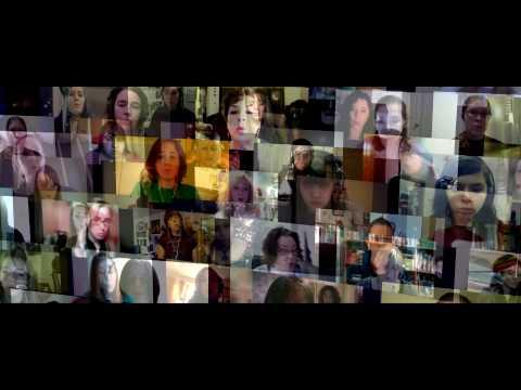 Eric Whitacre's Virtual Choir - 'Lux Aurumque' thumbnail