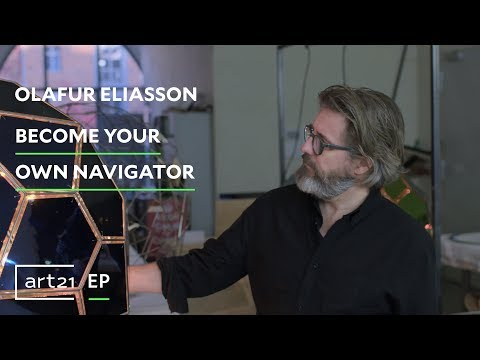 "Olafur Eliasson: Become Your Own Navigator | Art21 ""Extended Play"" thumbnail"