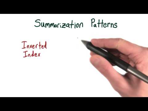 Summarization Patterns - Intro to Hadoop and MapReduce thumbnail