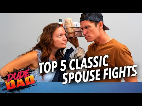 Top 5 Classic Spouse Fights thumbnail
