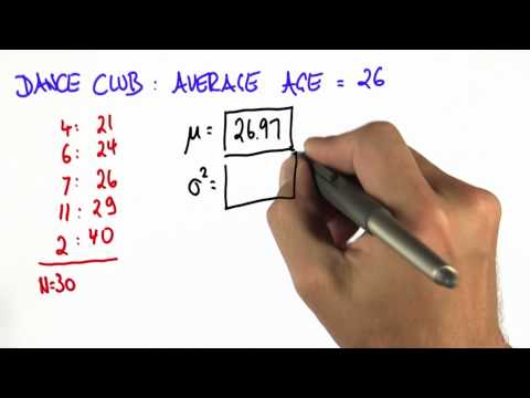 Club Age 2 - Intro to Statistics thumbnail