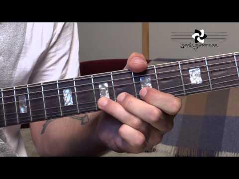 Guitar Technique: Vibrato [Hand Movement] (Guitar Lesson TE-008) thumbnail
